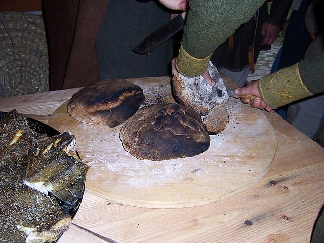 Brot Turmhügelburg