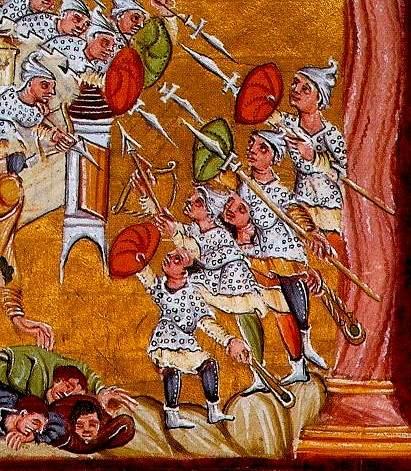 Ottonische Schleuderer