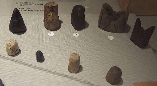 Schachfiguren Caravines