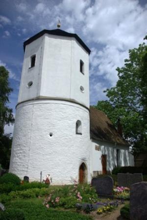 Andreaskapelle in Knautnaundorf 2011