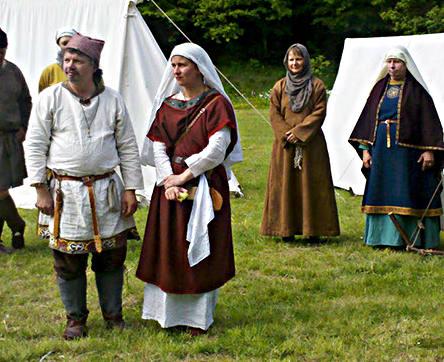 Ottonische Mode (4)