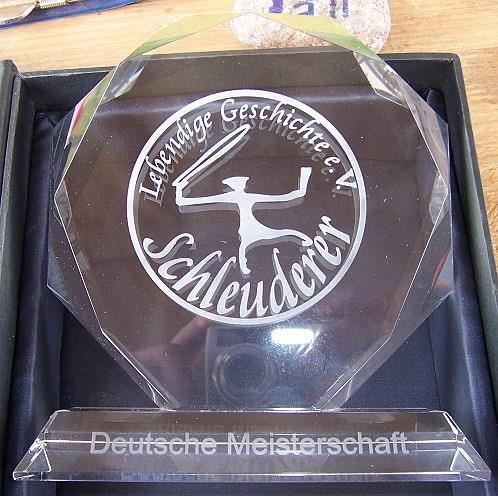 Deutsche Meisterschaft Schleudern 2012