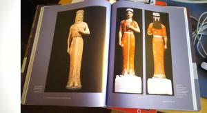 Farbrekonstruktionen als beeindruckender Teil des Buches