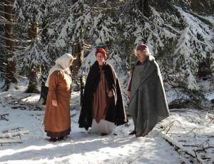 Winterklausur im Harz, Foto: Hermann