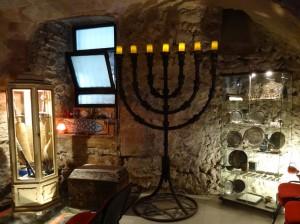 Die alte Synagoge im Call nach der Renovierung