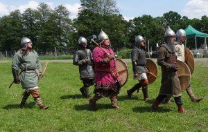 Am 2. Oktober sind wieder die Krieger geladen