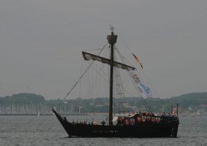 """Noch eine Kogge: Die """"Ubena von Bremen"""""""